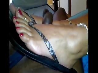 Amateur Cumshot Exotic Foot Fetish Footjob Hot Indian
