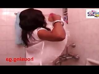Amateur Bathroom Boobs Hot Really