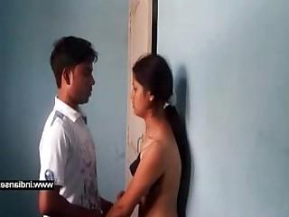 Boobs Girlfriend Hot Indian Sucking