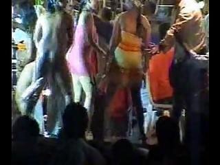 Amateur Dancing Exotic Indian Striptease