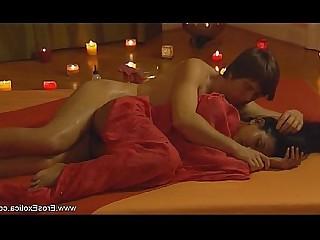 Ass Couple Interracial Lover Massage Pussy Wet