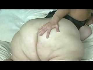 Ass Big Tits BBW Fatty Oil Pussy