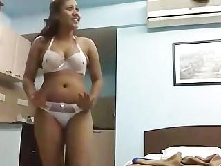 Beauty Dress Gang Bang Indian Panties Wife
