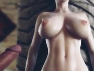 Anime Ass Big Tits Black Brunette Big Cock Cum Cumshot