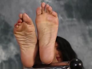 Brunette Feet Foot Fetish Indian Juicy