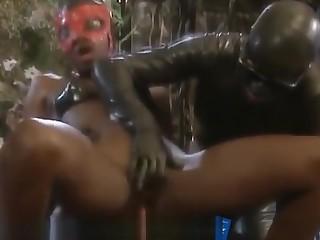 Babe Ebony Fetish Fisting Hardcore Indian Kinky Latex